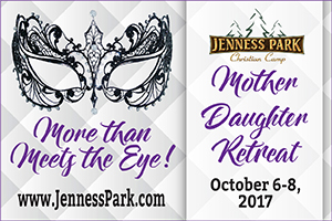 Mother Daughter Retreat at Jenness Park
