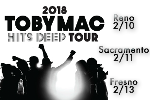 Toby Mac Hits Deep Tour