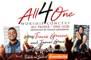 All 4 0ne with Travis Green and Janie Grace